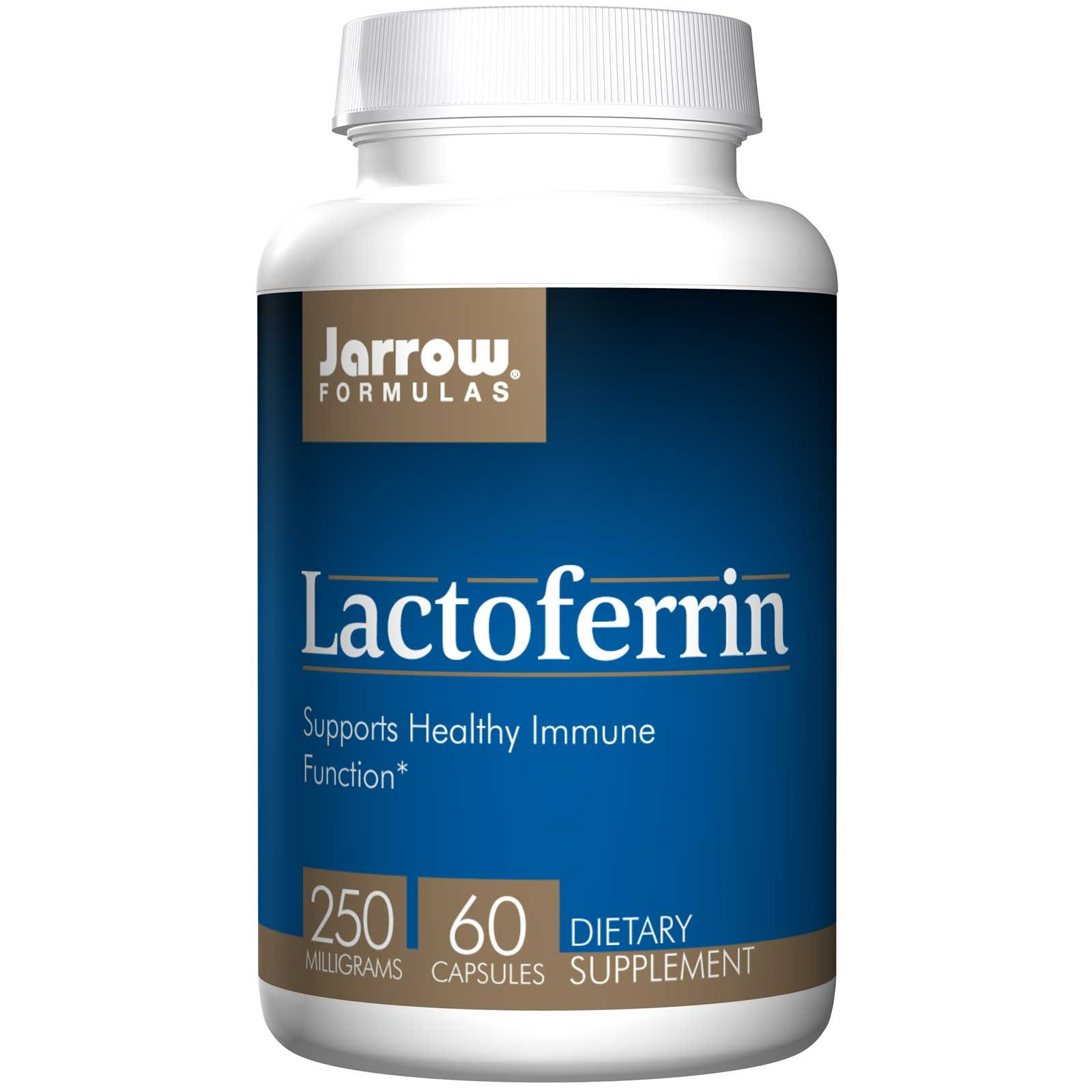 Jarrow Formulas Lactoferrin 250 mg 60 Capsules