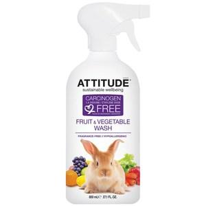ATTITUDE, Fruit & Vegetable Wash, 27.1 fl oz (800 ml)
