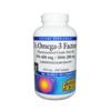 Natural Factors Rx Omega-3 Factors 630 mg 240 Softgels